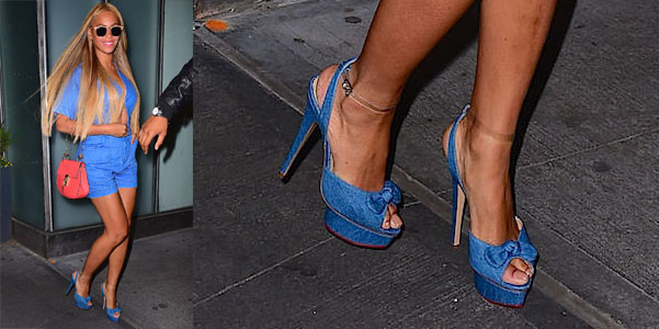 Beyonce Charlotte Olympia Serena