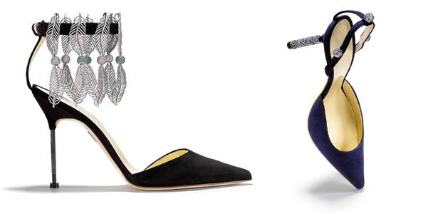 scarpe gioiello pandora