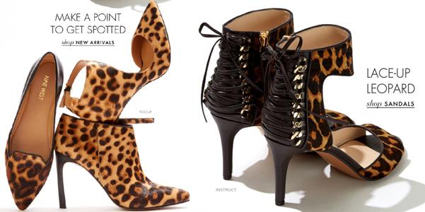 trend alert scarpe leopardate