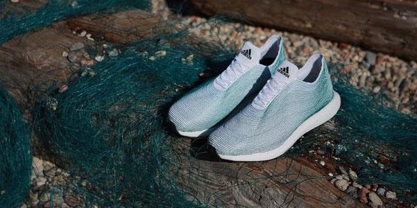 adidas sneakers rifiuti oceanici