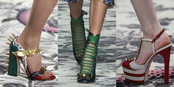 scarpe Gucci pe 2016