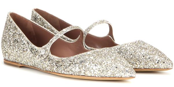 ballerine glitter tabitha simmons