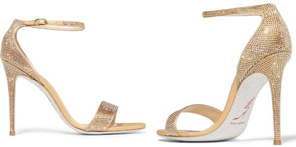 sandali-cristalli-oro-rene-caovilla