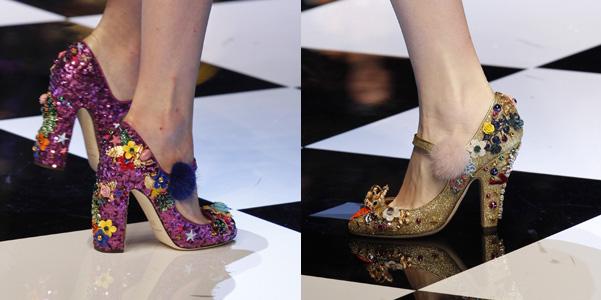 Scarpe Dolce Gabbana