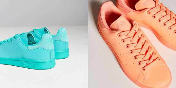 Adidas Pastel Supercolor Stan Smith