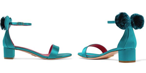 Sandali Minnie di Oscar Tiye