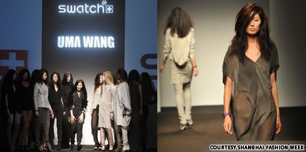 Uma Wang per Swatch