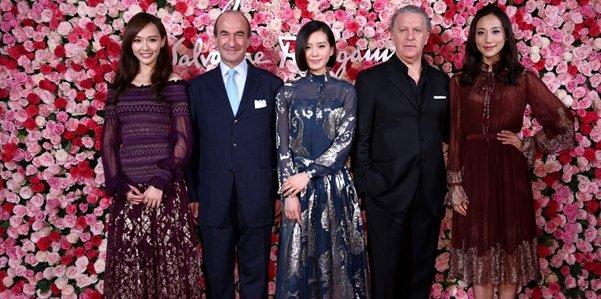 Presentato a Shanghai Signorina Eau de parfum