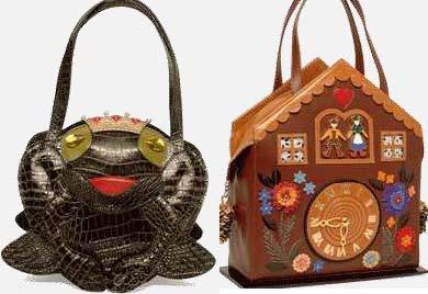 432ff49ae1 Anche le borse di Braccialini sono molto estrose e divertenti da portare!  image