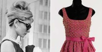 Il pink dress di Holly Golightly venduto per 192,000 dollari