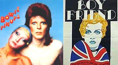 Twiggy Bowie