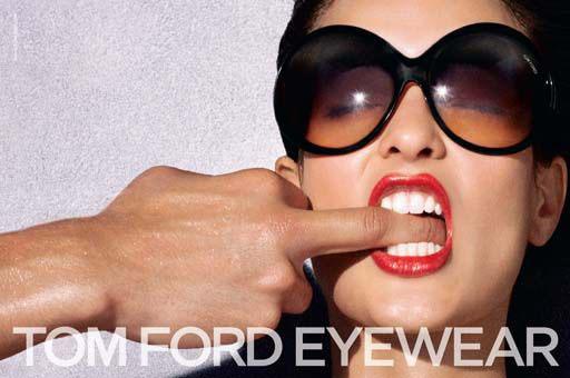 Bloccata la pubblicit degli occhiali da sole tom ford for Pubblicita occhiali da sole