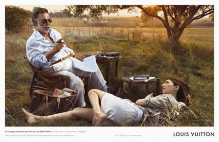Coppola Vuitton Ad