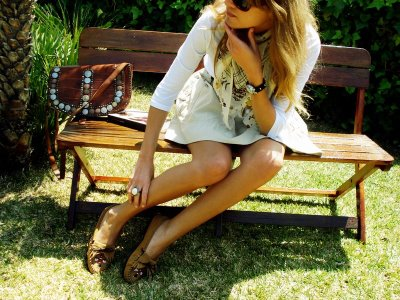 Style Fashion Blog on Fashion Blogger Con Il Pallino Per Il Vintage  My Daily Style   Very