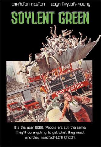 [film] 2022: I sopravvissuti (di R. Fleischer) Soylent-green