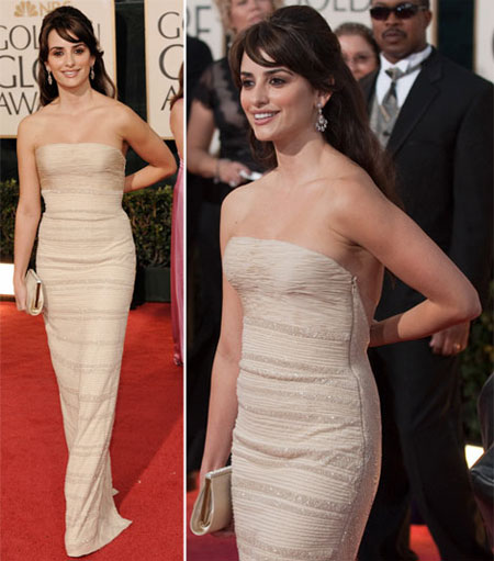 Penelope Cruz in Armani Prive
