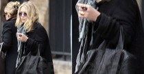 Alexander Wang regala in anteprima la sua it bag a Mary Kate Olsen