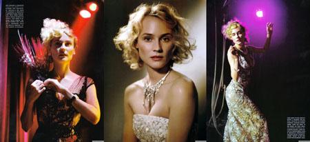Diane Kruger Vogue