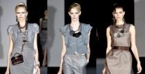 Milano Fashion Week p/e 2011: Emporio Armani