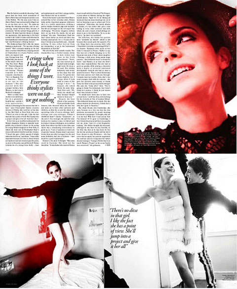 emma watson vogue cover fall. emma watson vogue cover fall.