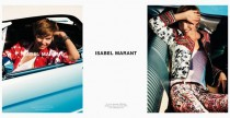 Arizona Muse per Isabel Marant