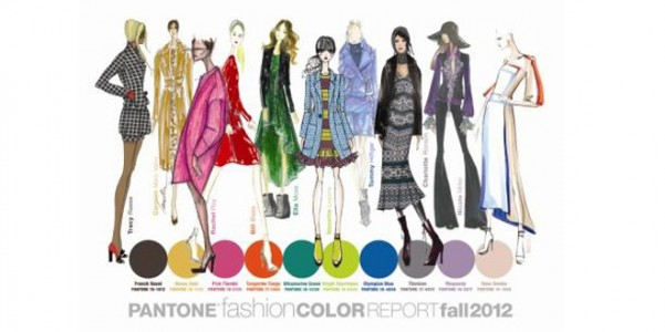 Pantone Fashion Color Report Fall 2012 Very Cool
