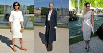 Chanel Cruise 2013 celebrities