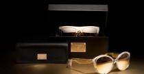 Dolce e Gabbana Gold Edition eyewear