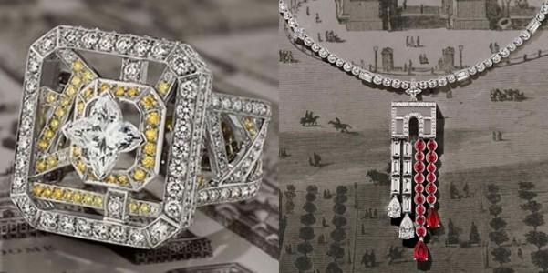 Gioielli lv ispirati a parigi very cool for Paris vendome gioielli