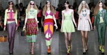 LFW p/e 2013: Moschino Cheap and Chic