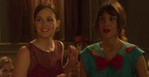 Video: Alexa Chung in Gossip Girl