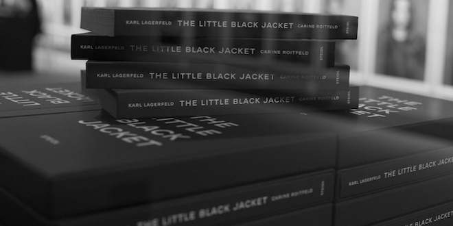 Little Black Jacket libro