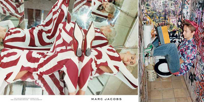 Marc by Marc Jacobs adv pe 2013