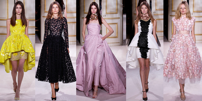 Valli Haute Couture Spring 2013