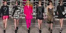 LFW ai 2013-14: Moschino Cheap and Chic