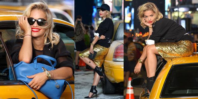 DKNY Rita Ora