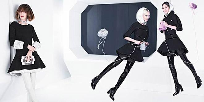 Chanel ad ai 2013-14