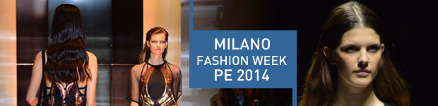 Milano Fashion Week PE2014