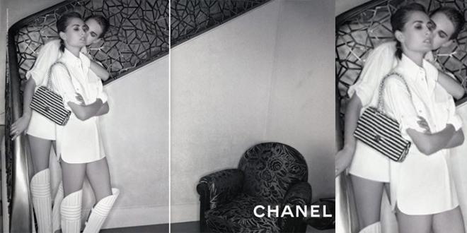 Chanel Cruise 2014 ad