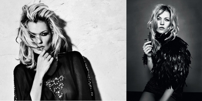 Kate Moss Topshop 2014
