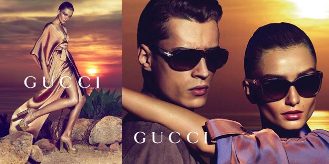 Gucci Resort 2014 adv