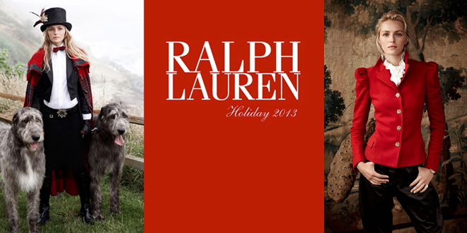 Ralph Lauren Holiday 2013