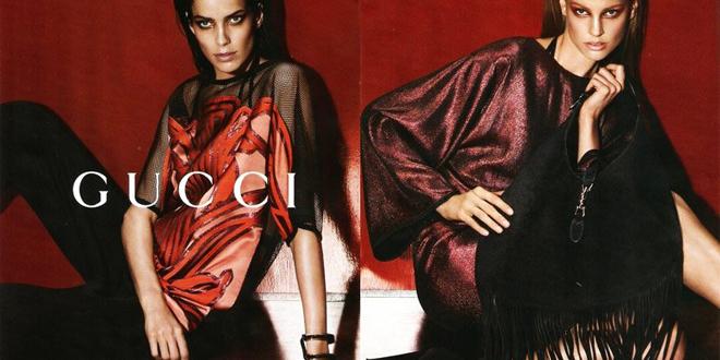 Gucci ad pe 2014