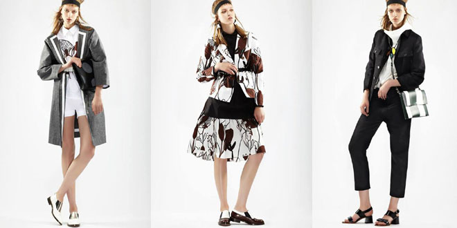 Marni Evening Collection pe 2014