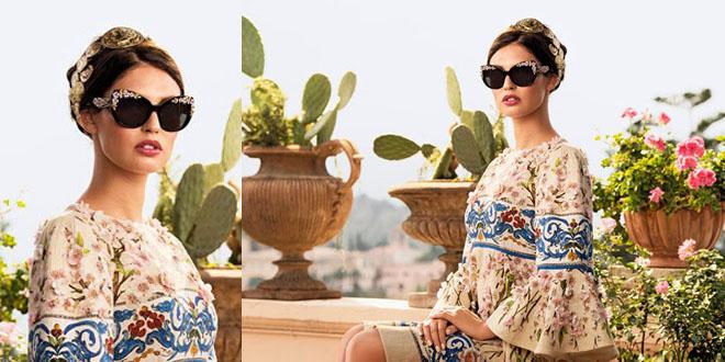 Dolce Gabbana occhiali da sole Capodimonte