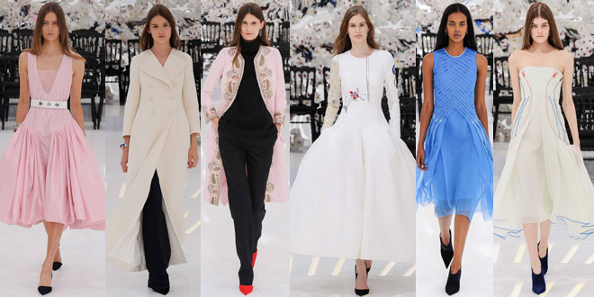 Dior Couture Fall 2014