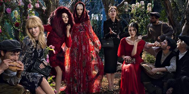 Dolce e Gabbana adv ai 2014-15