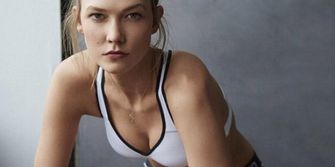 Karlie Kloss Nike 2014