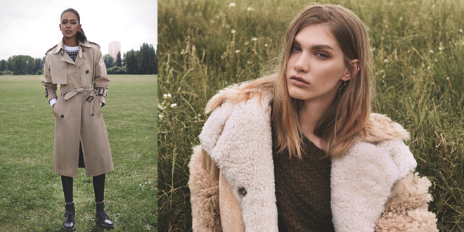 Topshop lookbook Fall 2014
