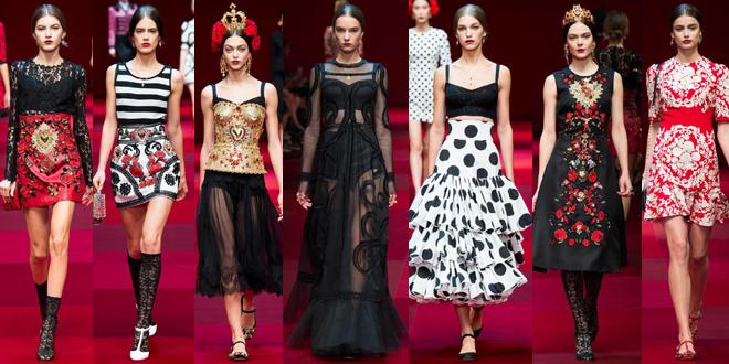 MMD pe 2015 Dolce Gabbana